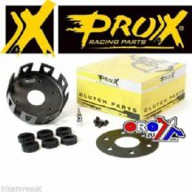 Kawasaki KX85 1998 - 2017 Pro-X Clutch Basket Inc Rubbers Also KX80 KX100